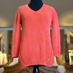 Tyler Boe Mineral Wash Shaker Sweater Size XS